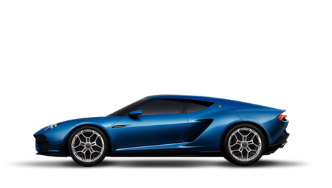 Alternative Powertrains - Hybrid Lamborghini Asterion