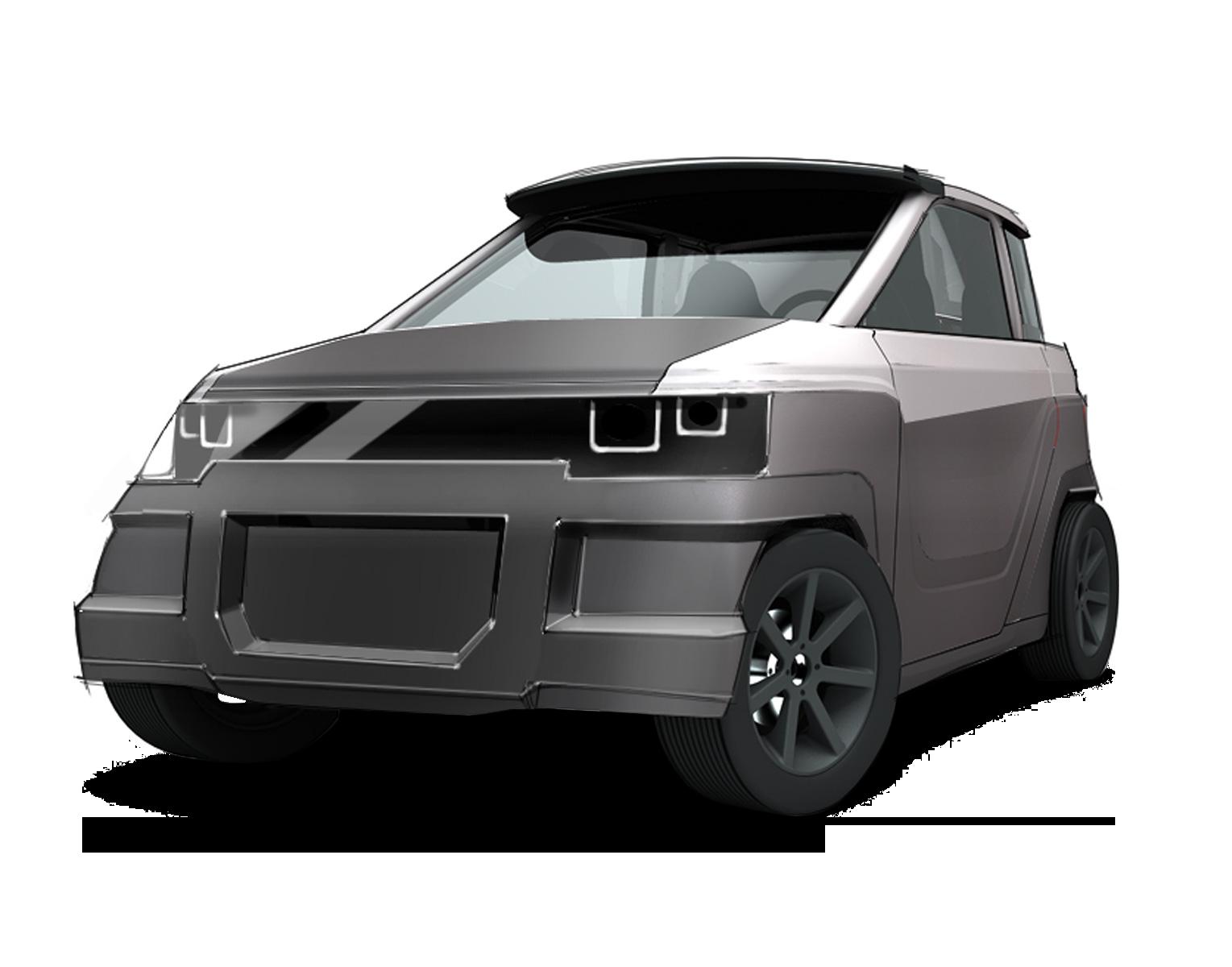 Unser E-Fahrzeugkonzept UrbE