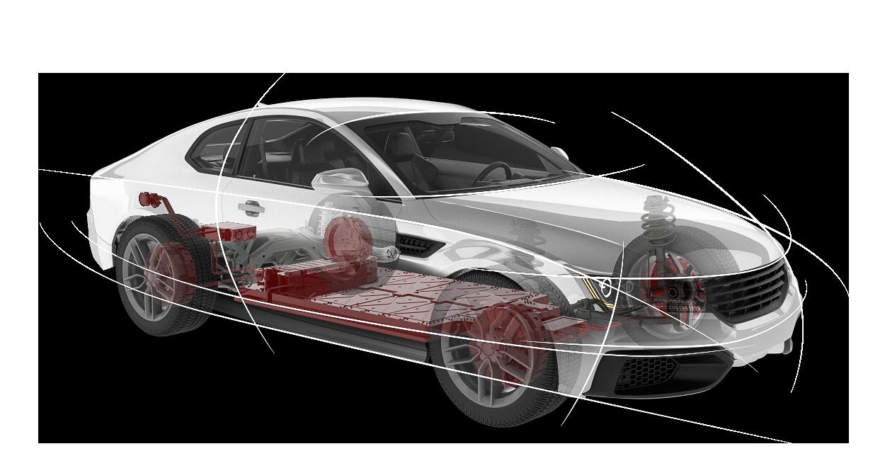 Veränderung der Fahrzeugarchitektur